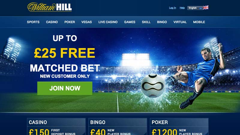Image result for William Hill Detailed Review